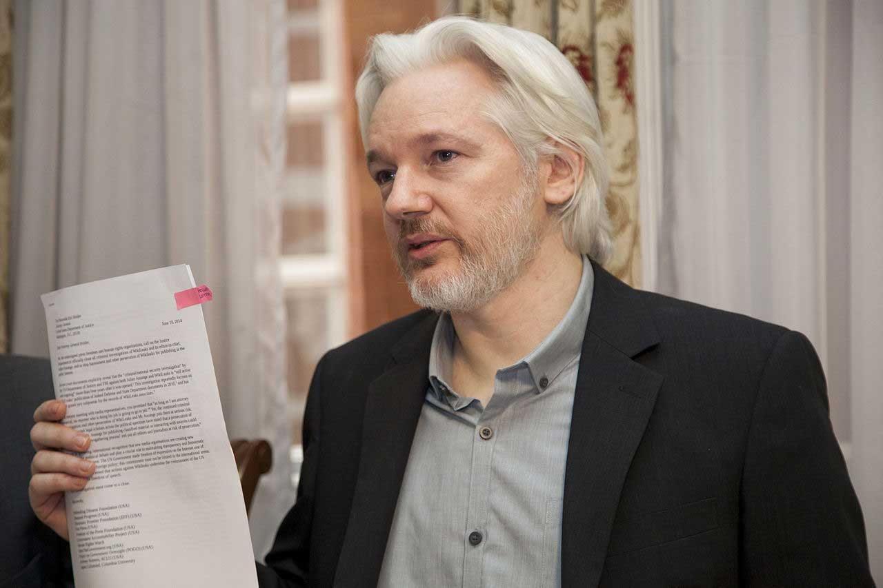 The Persecution of Julian Assange Proves That Western Values No Longer Exist
