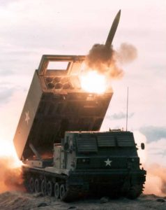 M270 Multiple Launch Rocket System (M270 MLRS) (Photo: US Army)