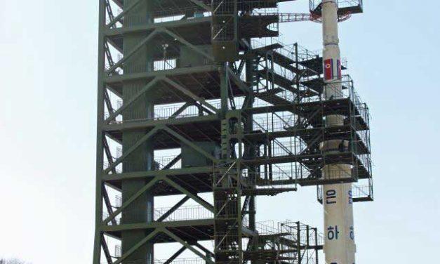 North Korea Rocket Test and Implications
