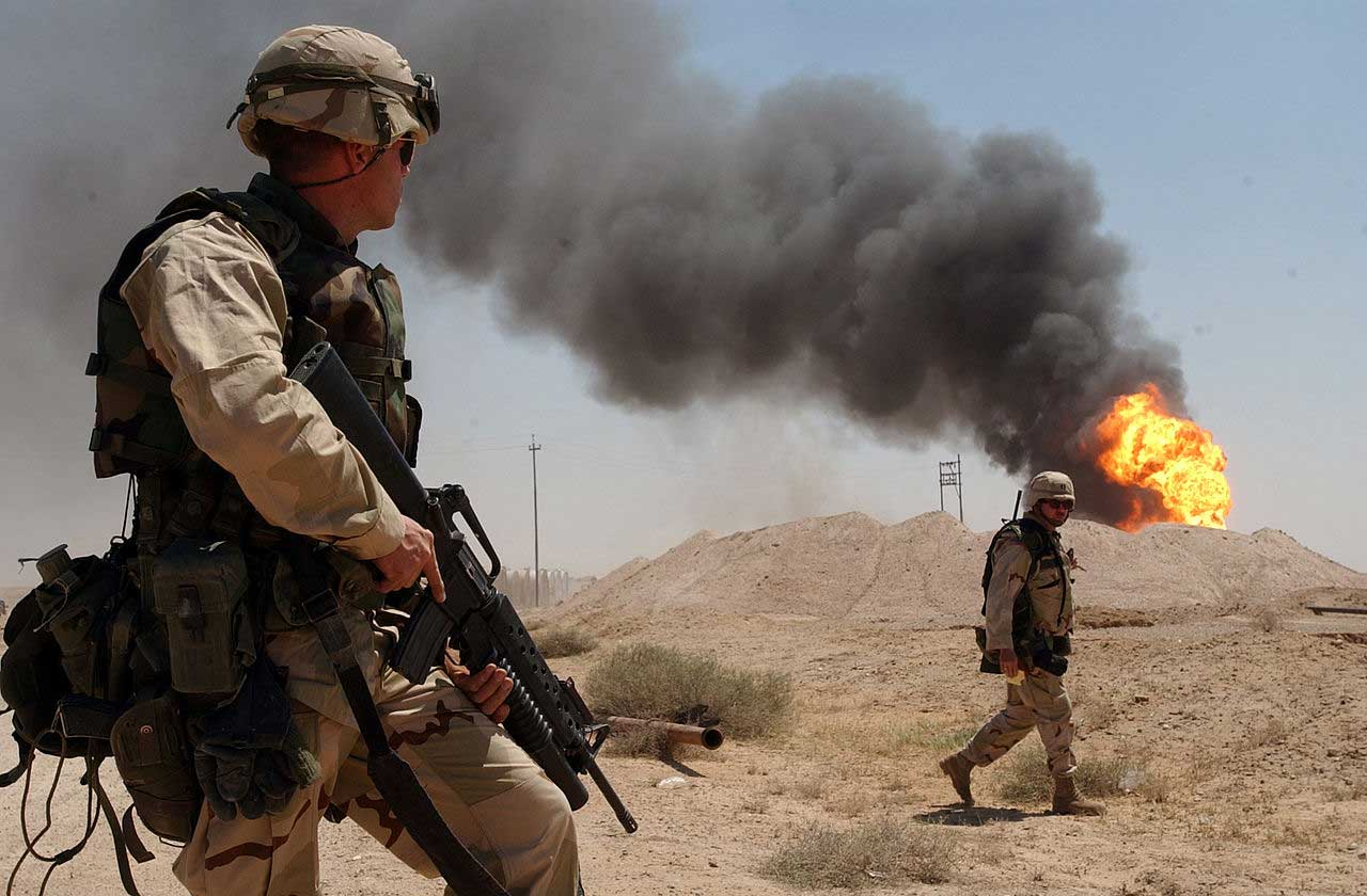 Iraq war essay