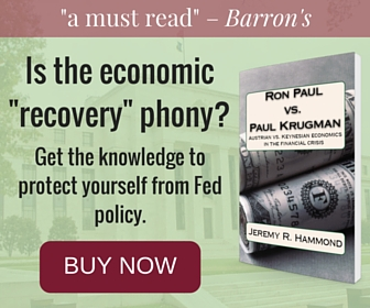 Buy Ron Paul vs. Paul Krugman