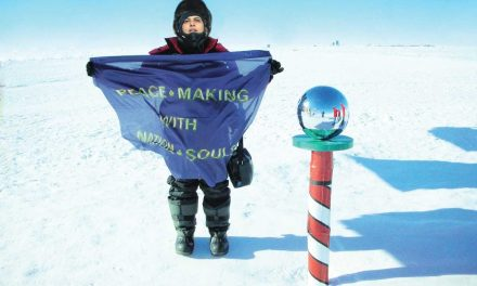 Namira Salim: Space for Peace and Trust on Earth