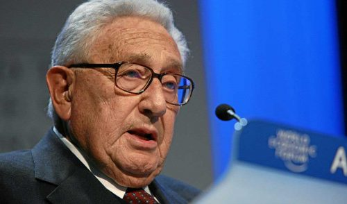 On (Not) Loving Henry Kissinger