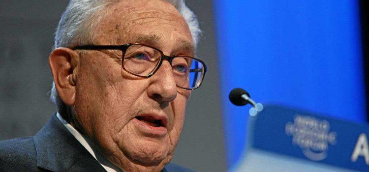 On (Not) Loving Henry Kissinger