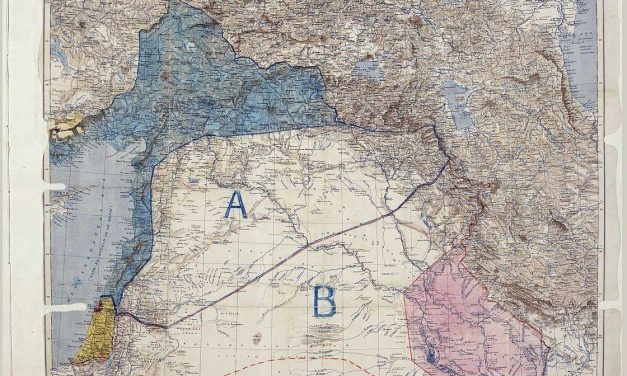 Roots of the Conflict: Palestine's Nakba in the Larger Arab 'Catastrophe'