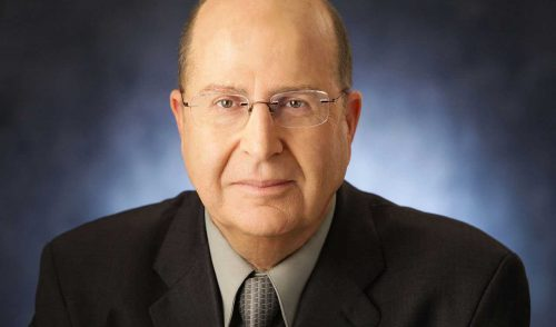 Israel's Future is Terrifying: Moshe Ya'alon and Israel's Disconcerting 'Morality'