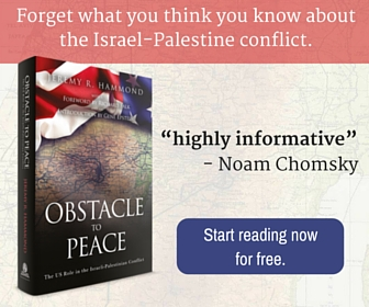 Read the 1st chapter of Obstacle to Peace for free!
