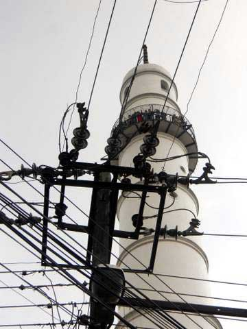 Dharahara was Kathmandu's tallest structure until last year's tremblor (Photo: Alonzo Lyons)