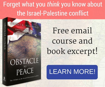 Forget what you think you know about the Israel-Palestine conflict