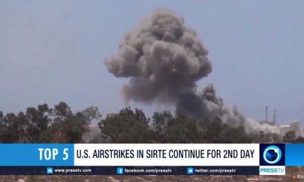 Bombing Libya Won't Solve the Problem, It Is the Problem