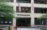 The Washington Post building in D.C. (Michael Fleischhacker/Public Domain)