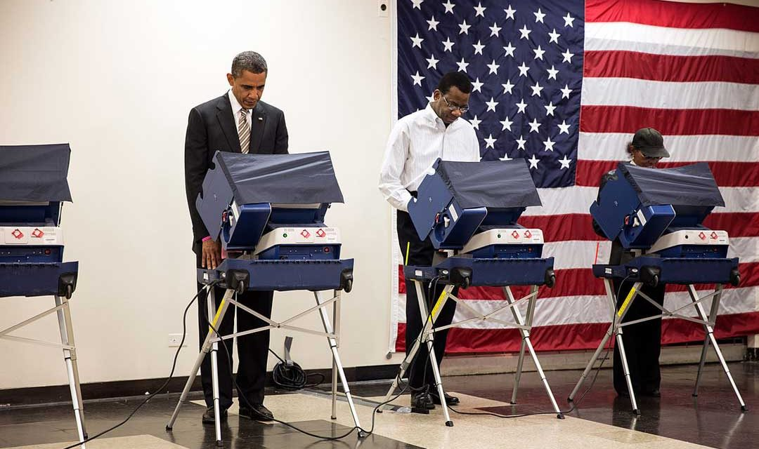 Obama Regime Moves To Federalize Elections