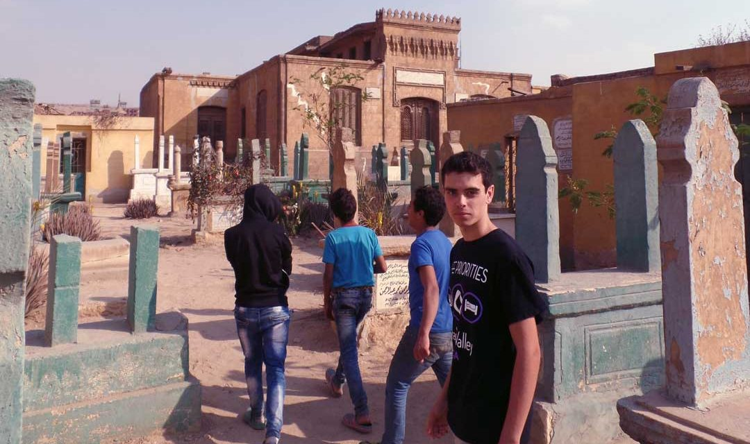"Life in Cairo's ""City of the Dead"""