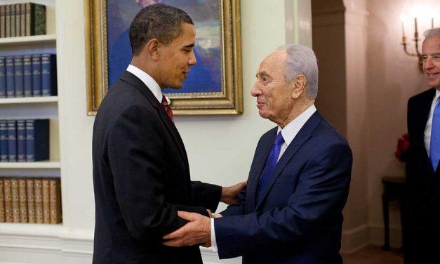 Shimon Peres Was No Nelson Mandela