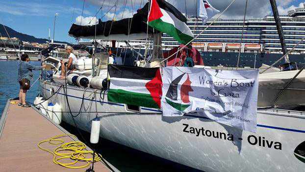 Was The Women's Boat to Gaza an Existential Threat to Israel?
