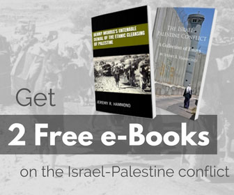 Get 2 Free e-Books on the Israel-Palestine conflict.