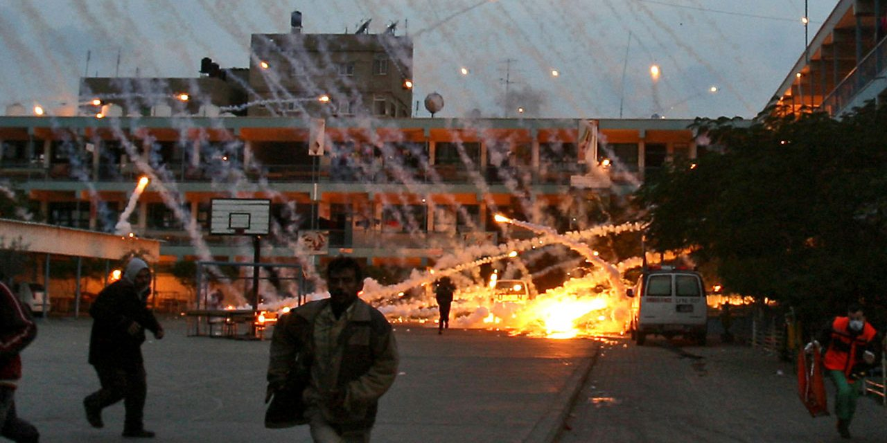 Israel's Illegal Use of White Phosphorus During 'Operation Cast Lead'