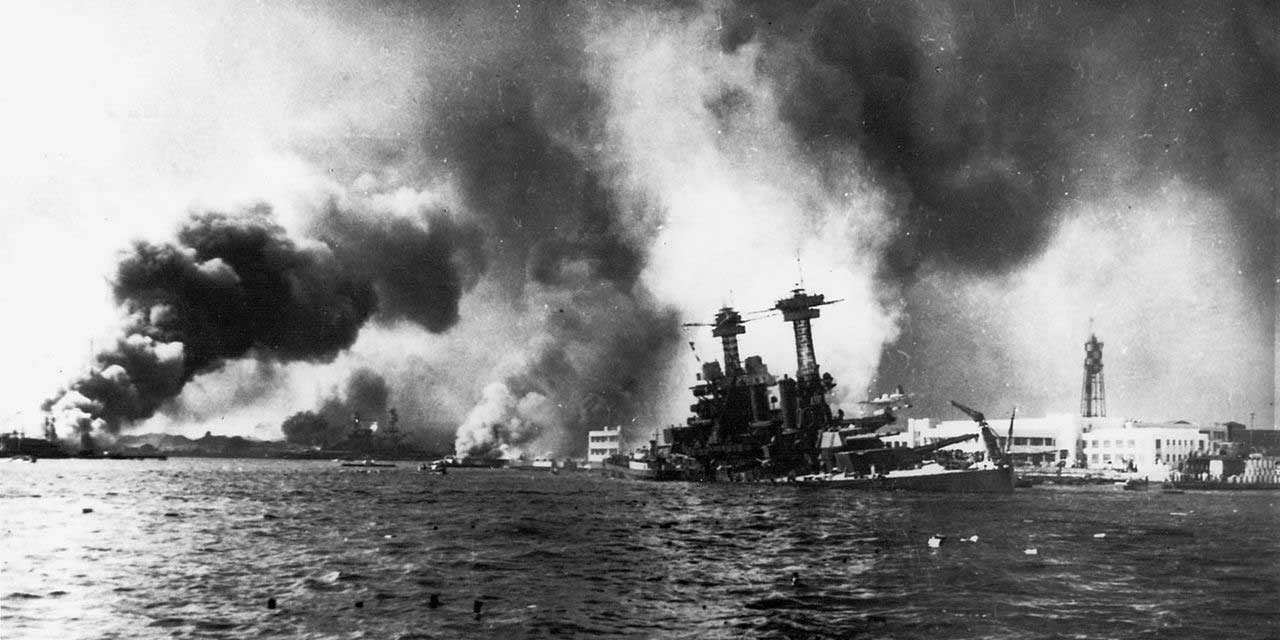 The Ancient Mythical Rites of Pearl Harbor Day