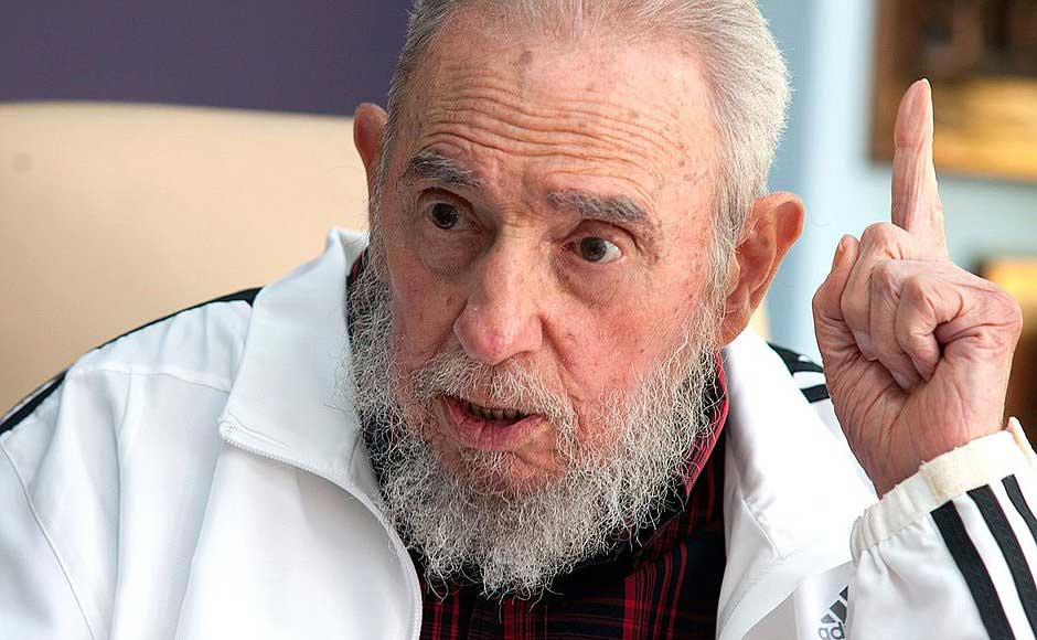 On the Death of Fidel Castro