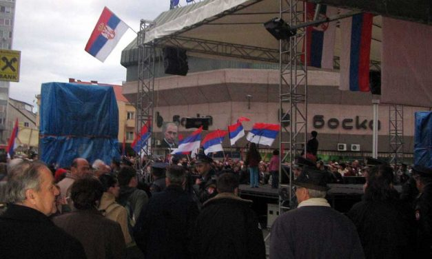 War Crimes, Walls and Trains – A New Conflict between Kosovo and Serbia?