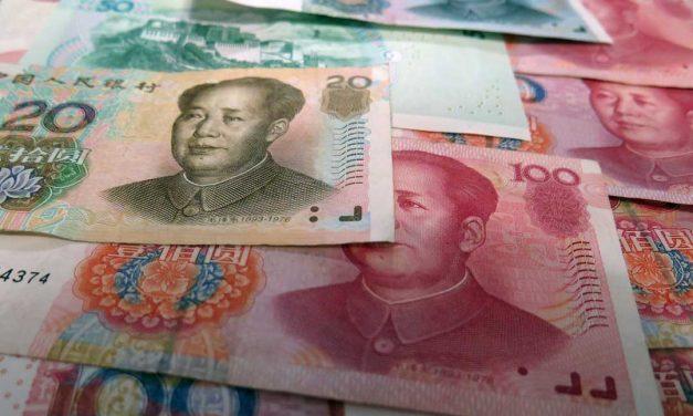 China Sells US Debt