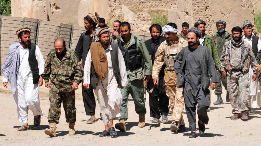 The Illusion of the Islamic State in Afghanistan