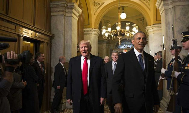 In Their Own Words: When Trump and Obama Sounded the Same