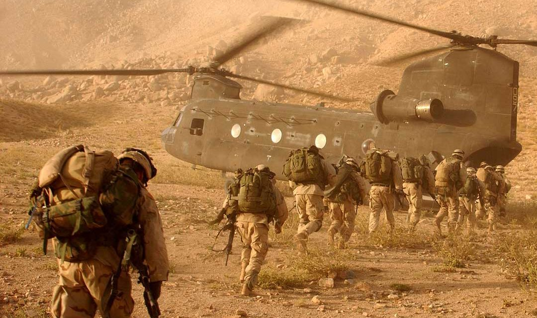Afghanistan Redux: More War, More Blood and Treasure. Why?
