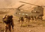 US Army soldiers in the Daychopan district of Afghanistan on September 4, 2003 (US Army/Public Domain)