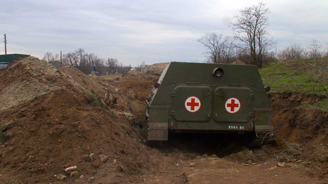 Another Failed 'Ceasefire' in Ukraine