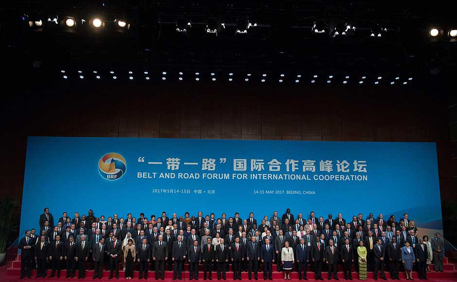 China's Push for the One Belt One Road (OBOR) Initiative