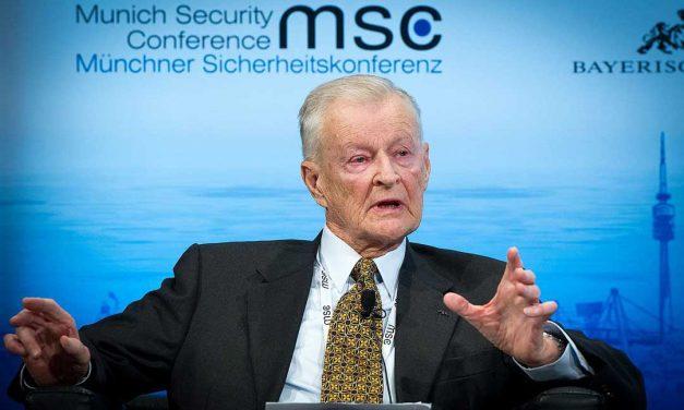 On Zbigniew Brzezinski: Geopolitical Mastermind, Realist Practitioner