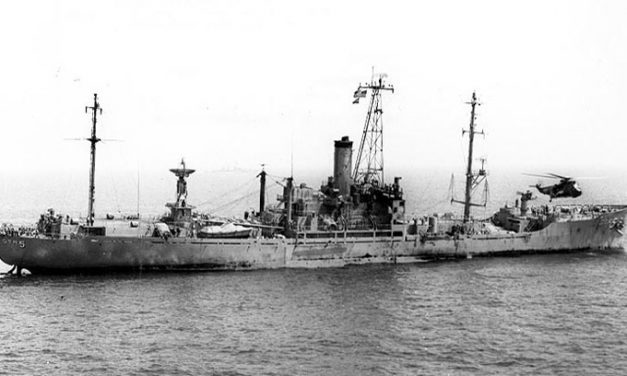 Joan Mellen's Blood in the Water: How the U.S. and Israel Conspired to Ambush the USS Liberty