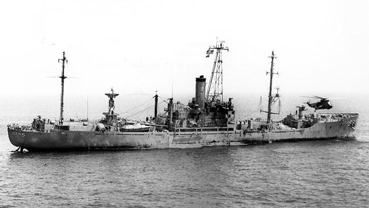 The Israeli Attack on the USS Liberty