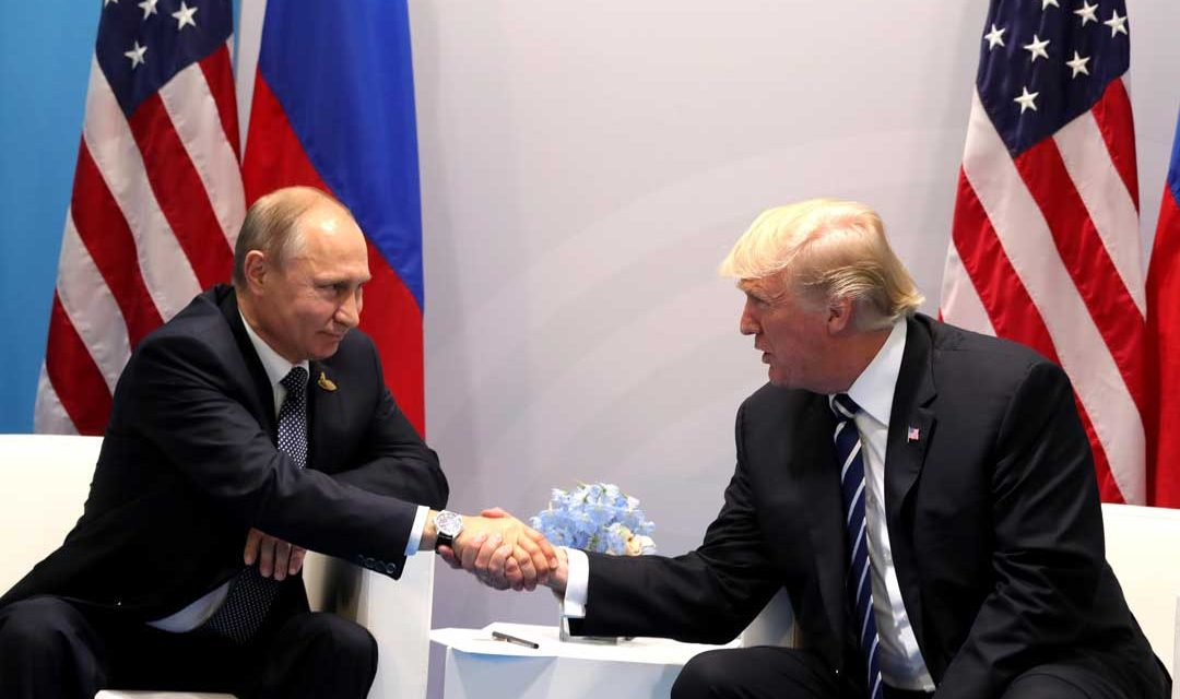 Is President Trump A Traitor Because He Wants Peace With Russia?