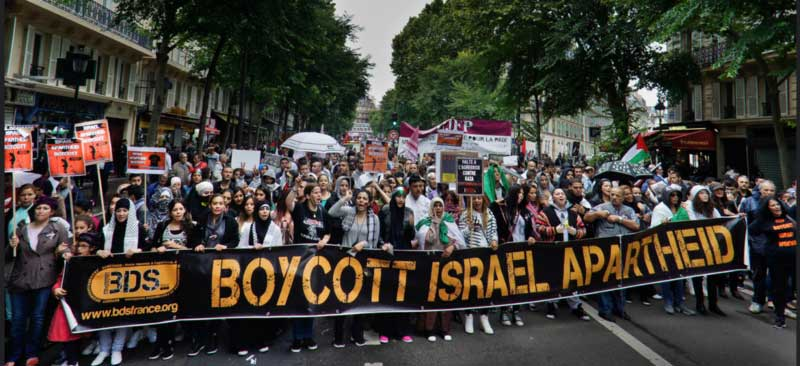 13 Questions about the Origins, Objectives and War on BDS