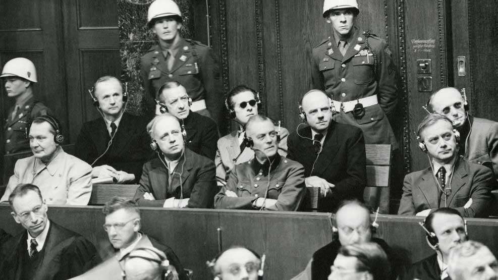Tyranny at Nuremberg