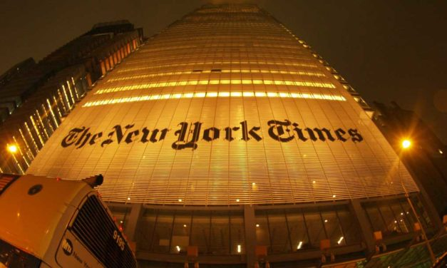New York Times Propagates Russia Hacking Conspiracy Theory