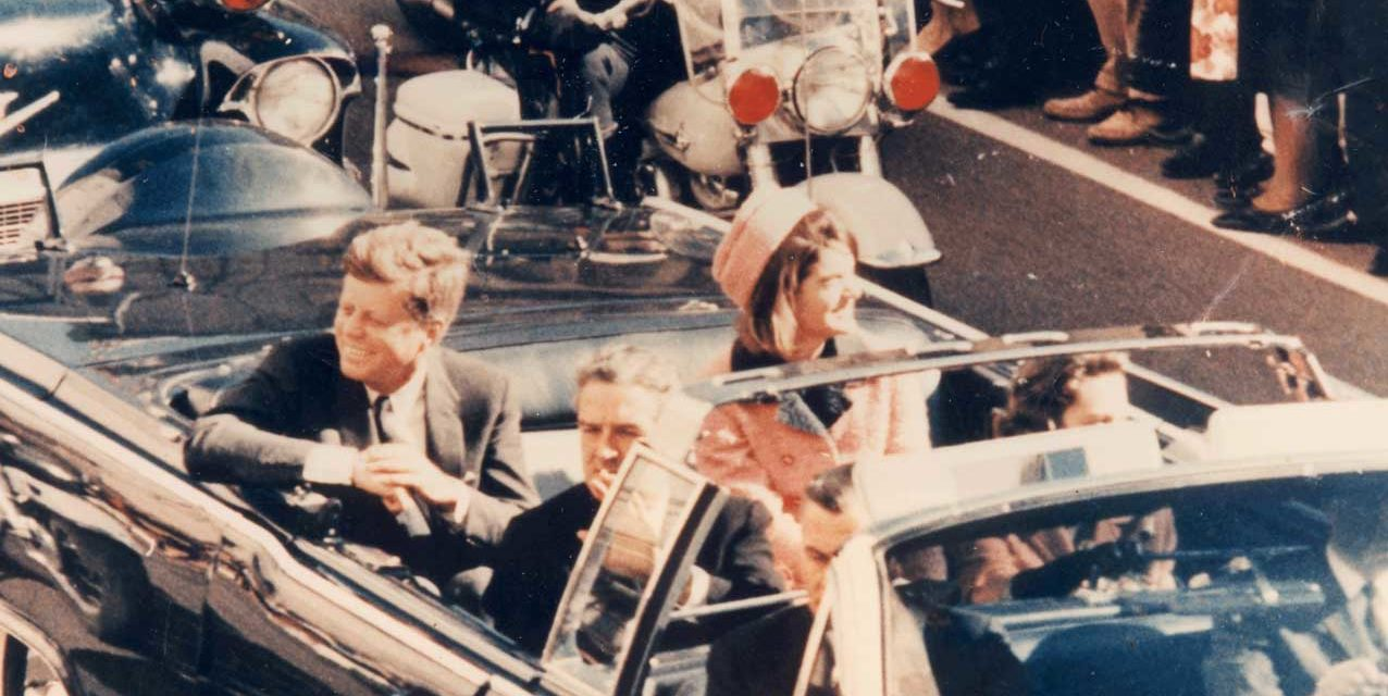 The Coverup of President John F. Kennedy's Assassination Is Wearing Thin