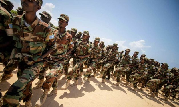 """The Rape of Somali Women by AMISOM Peacekeepers: """"To Them We are Just Spoils of War!"""""""