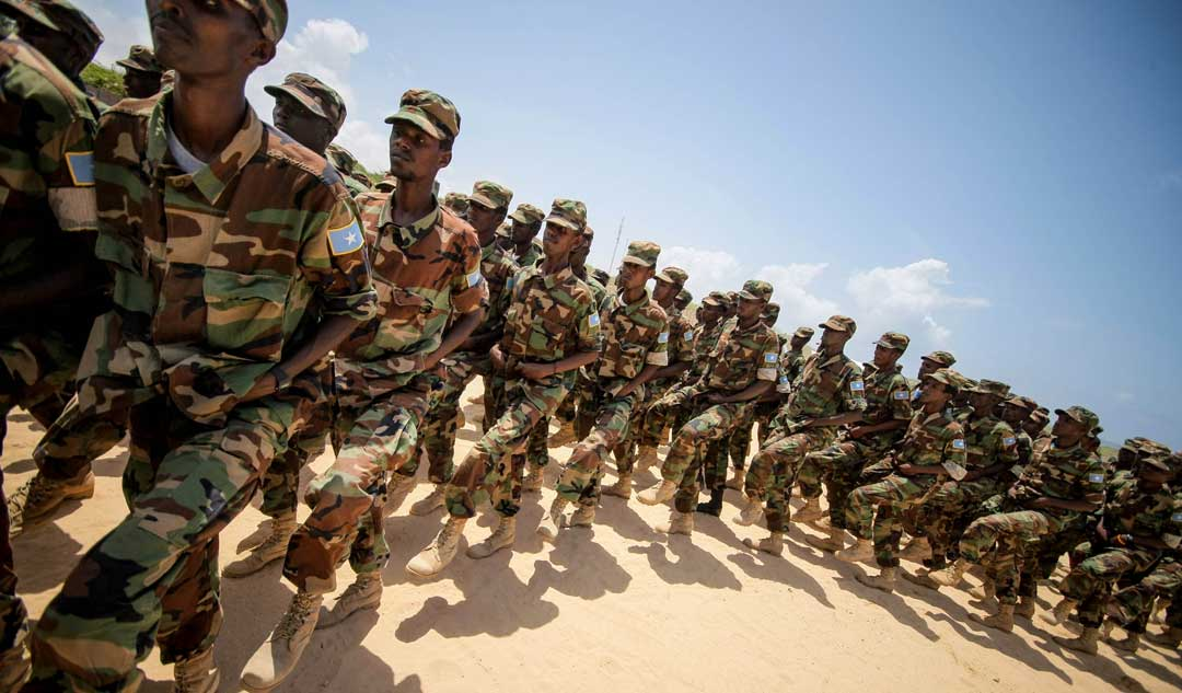 "The Rape of Somali Women by AMISOM Peacekeepers: ""To Them We are Just Spoils of War!"""