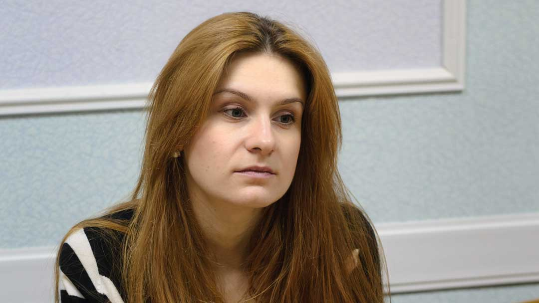 The Arrest of Maria Butina Is Another Hoax