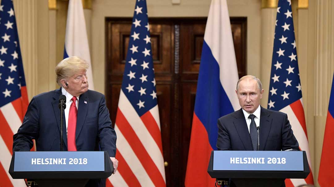 America Overrules Trump: No Peace with Russia
