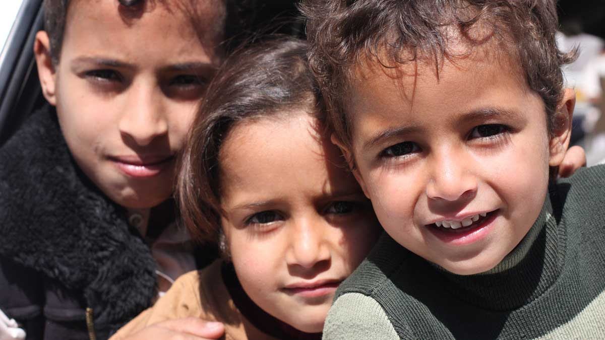 Yemeni children (yeowatzup/CC BY 2.0)