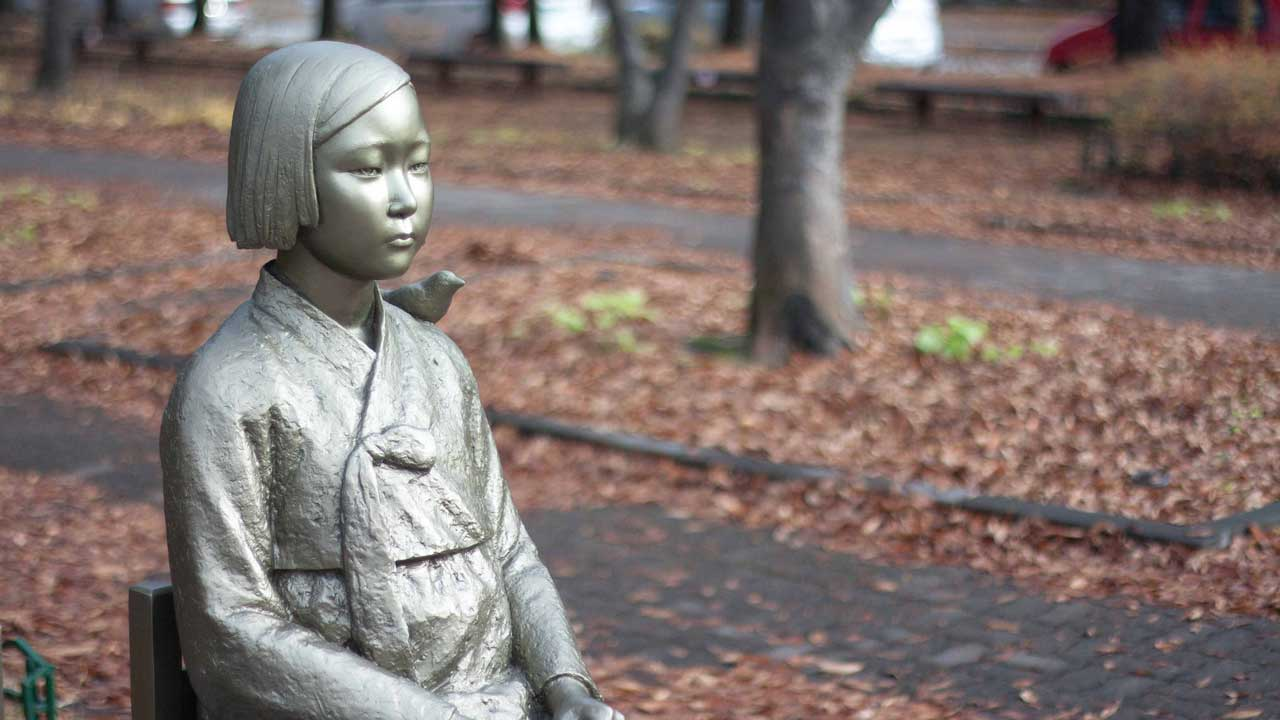 "Japan's ""Comfort Women"": Asian Protests and Imperial Japan's Sexual Slavery"