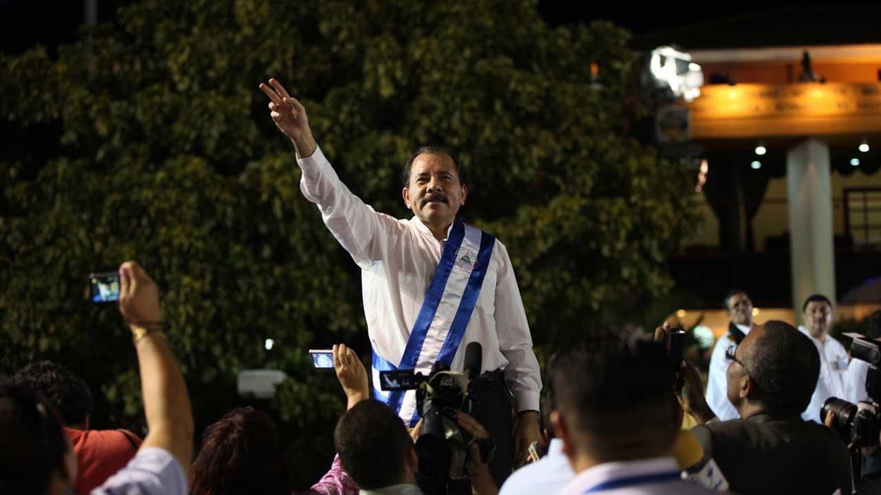 Nicagaraguan President Daniel Ortega (Cancillería del Ecuador/CC BY-SA 2.0)