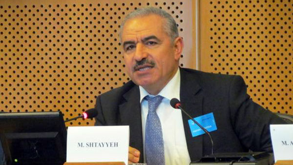 Mohammad Shtayyeh (Photo: Sinn Féin/CC BY 2.0)