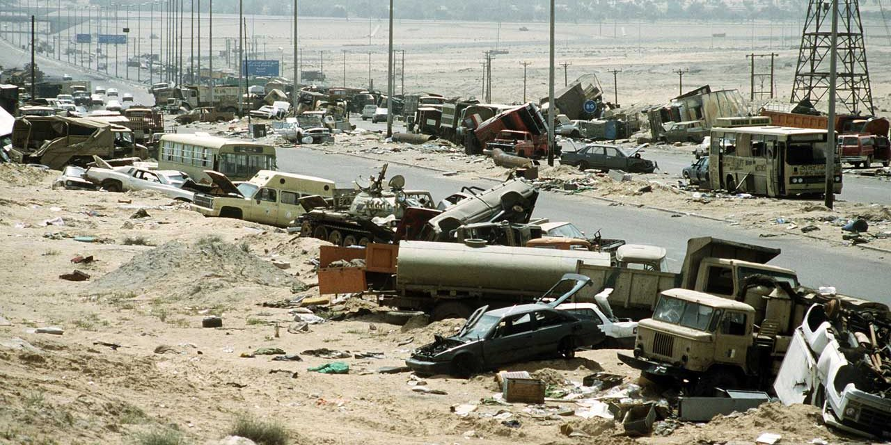 Ten Questions About the Gulf War Monument Planned for Washington
