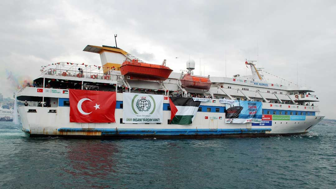 Israel's Attack on the Mavi Marmara and the Illegal Blockade of Gaza