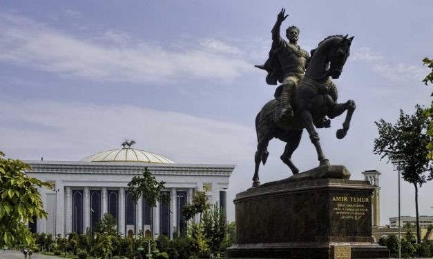 Tashkent, Uzbekistan: The City with 2200+ Years of Written History